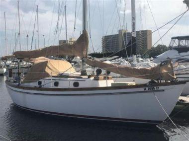 Купить яхту Nugget - SHANNON 1983 в Atlantic Yacht and Ship
