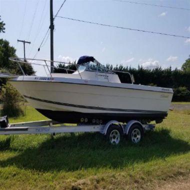 Buy a yacht 2150 WA - Striper