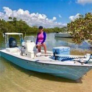 Продажа яхты 18 Flats Boat