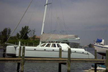 Стоимость яхты Bossanova - CATAMARAN 1999