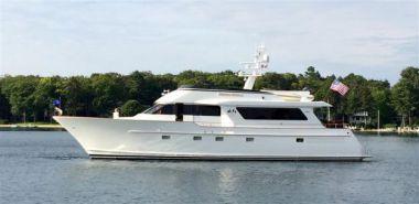 Стоимость яхты CHATEAU THIERRY - BURGER