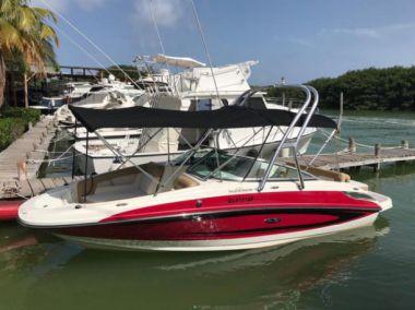 "2011 Sea Ray 220 Sundeck @ Cancun  - SEA RAY 22' 0"""