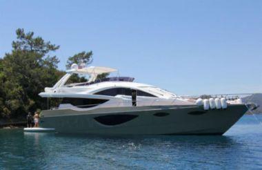 Buy a yacht NUMARINE 78