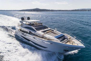 Стоимость яхты 95 Pearl - IN STOCK - PEARL MOTOR YACHTS 2019