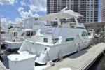 Продажа яхты Root Beer Float - HATTERAS Cockpit Motor Yacht SE