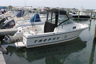 Купить яхту No Name - TROPHY 2002 WA в Atlantic Yacht and Ship