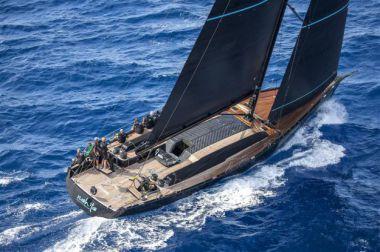 Buy a yacht NAHITA - Wally Yachts