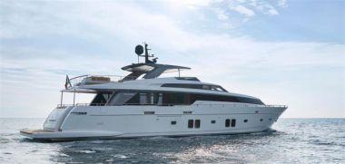 "Buy a yacht SL106 - SANLORENZO 106' 0"""