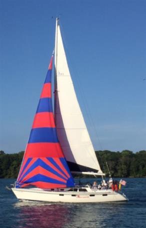 Yachtt - HUNTER 1995