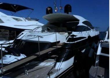 Продажа яхты INFINITY - PERSHING 56