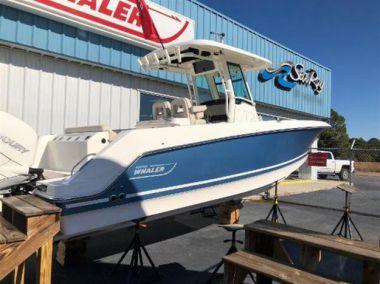Купить яхту 28ft 2016 Boston Whaler OUTRAGE в Atlantic Yacht and Ship