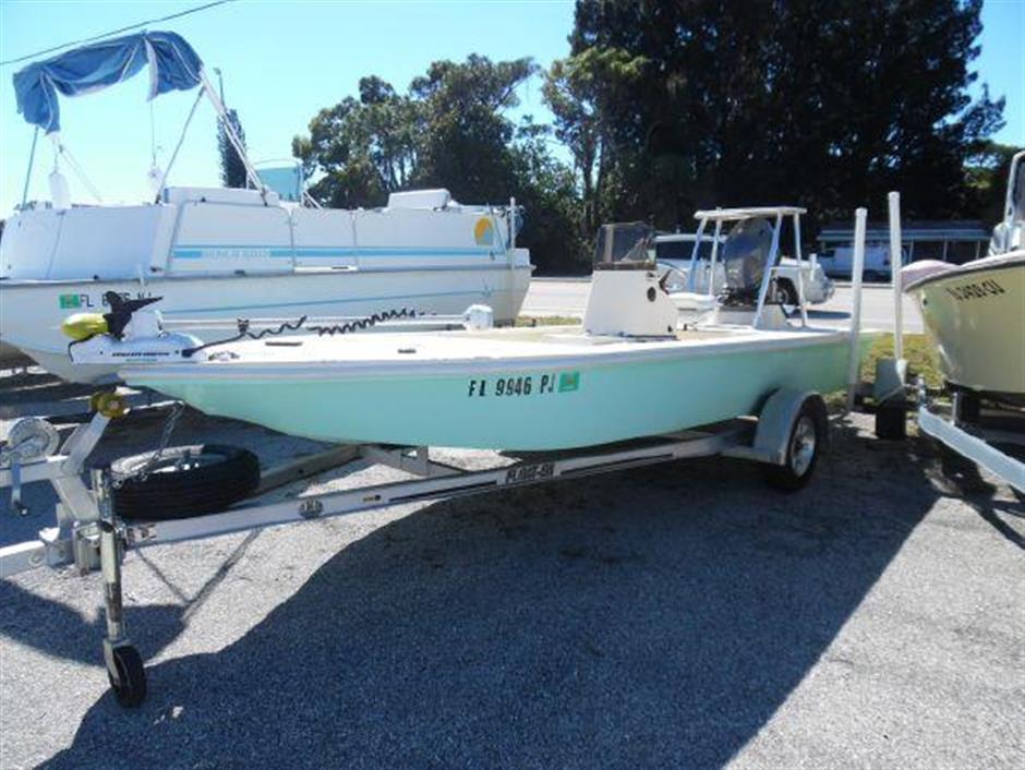 18 2012 Bossman 18 Skimmer - CUSTOM - Buy and sell boats