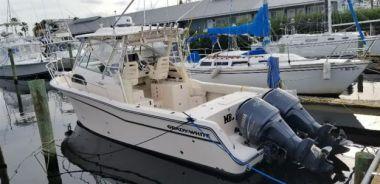 300 Grady White Marlin - GRADY WHITE 300 Marlin