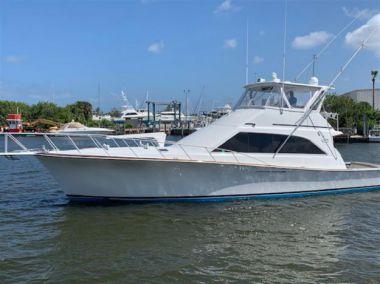 "Gratefull C's - Ocean Yachts 53' 0"""