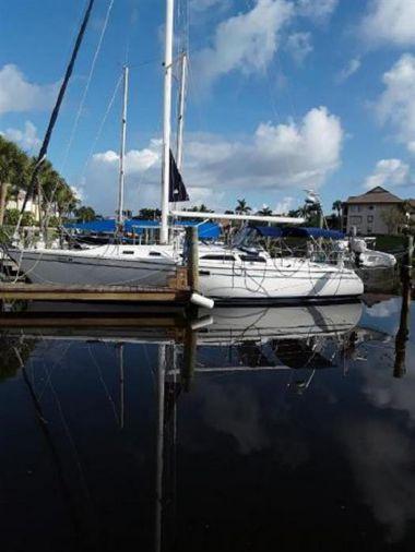 1995 Catalina 42 MK II yacht sale