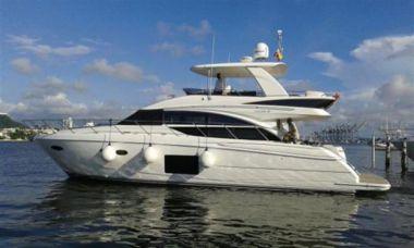 Стоимость яхты No Name - PRINCESS YACHTS 2015