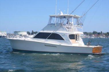 Sir Fishalot - Ocean Yachts 1989