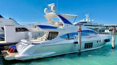 Продажа яхты Fair Niente - AZIMUT