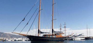 Продажа яхты Blue Dream
