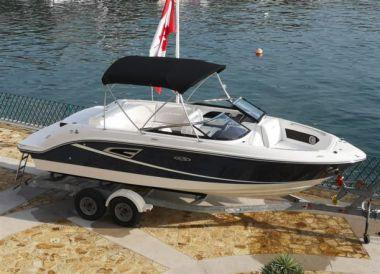 Купить яхту 2018 SEA RAY 230 Select @ Acapulco (sin remolque) - SEA RAY 230 SLX в Atlantic Yacht and Ship