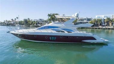 Стоимость яхты Grace - AZIMUT 2008
