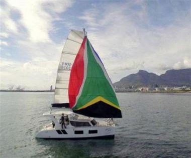 NO NAME - CUSTOM Cruising Sail Catamaran