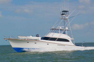 "Buy a yacht SARANITA - MERRITT BOAT WORKS 63' 5"""