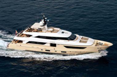 Купить яхту SOURAYA - SANLORENZO SD122 в Atlantic Yacht and Ship