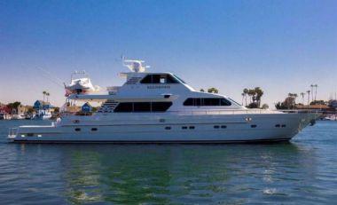 Продажа яхты 92 Horizon - HORIZON Sky Lounge/ Cockpit