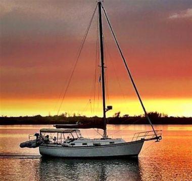 Стоимость яхты Osprey - ISLAND PACKET YACHTS 1984