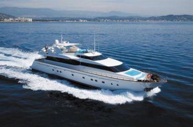 Mama Lola - FALCON falcon yachts viareggio