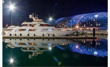 Стоимость яхты Nordic Star - CRN 1978