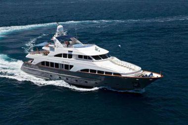 Sea Century - BENETTI 35M