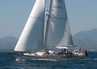 Продажа яхты KIUROS