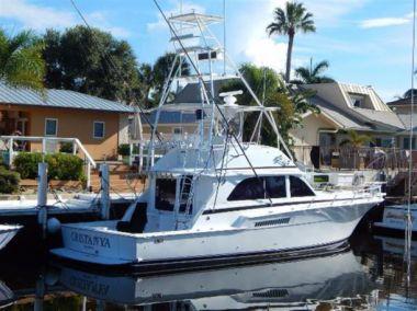 Продажа яхты Cristanya - BERTRAM 46 Convertible