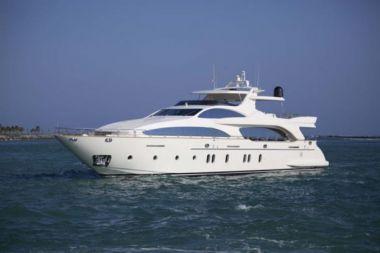 Купить яхту Azimut Grande 116 в Atlantic Yacht and Ship