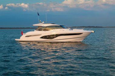 """Купить яхту PRINCESS V60 - PRINCESS YACHTS 62' 11"""" в Atlantic Yacht and Ship"""