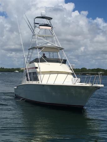 Стоимость яхты Time Out
