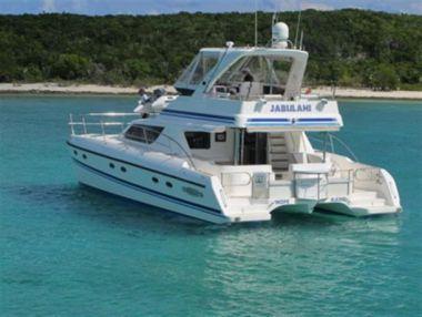 Стоимость яхты JABULANI - AFRICAT MARINE 2006
