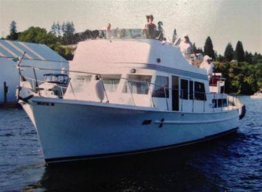 Стоимость яхты Dutchess - MONK