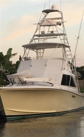 Продажа яхты Dog On it - Ocean Yachts