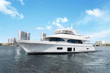 """Лучшие предложения покупки яхты 85' Ocean Alexander 2018 M/Y Ocean Rose - OCEAN ALEXANDER 85' 9"""""""