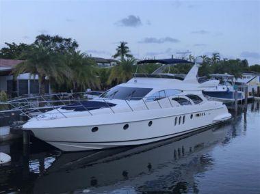 """Buy a yacht ALANA ROSE - AZIMUT 63' 0"""""""