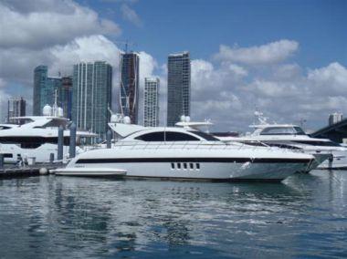 Стоимость яхты YCM - Mangusta 2006