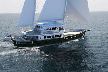 Продажа яхты Svetlana - Ava Yachts 27m Ice Class Motorsailor