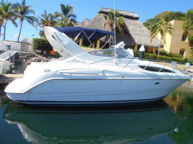 Купить 2000 Bayliner 3055 Ciera Sunbridge @ Ixtapa  - BAYLINER