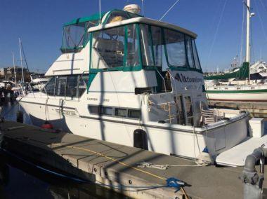 Продажа яхты Viktourious - CARVER 390 CPMY