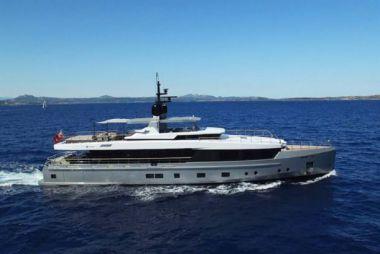 "Лучшие предложения покупки яхты IMPERO 40 RPH - Admiral - The Italian Sea Group 131' 3"""