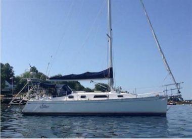 """best yacht sales deals Silver - SAGA 36' 6"""""""