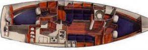 "PANACEA - ISLAND PACKET YACHTS 37' 0"""